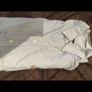Short Sleeve Ralph Lauren Polo button down. XL